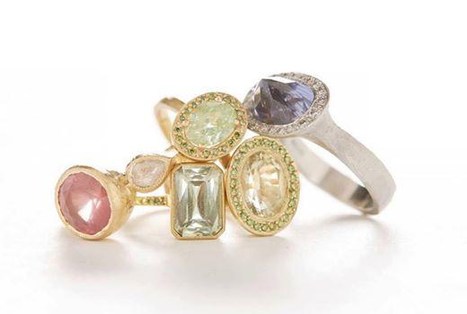 Jennifer Dawes rings