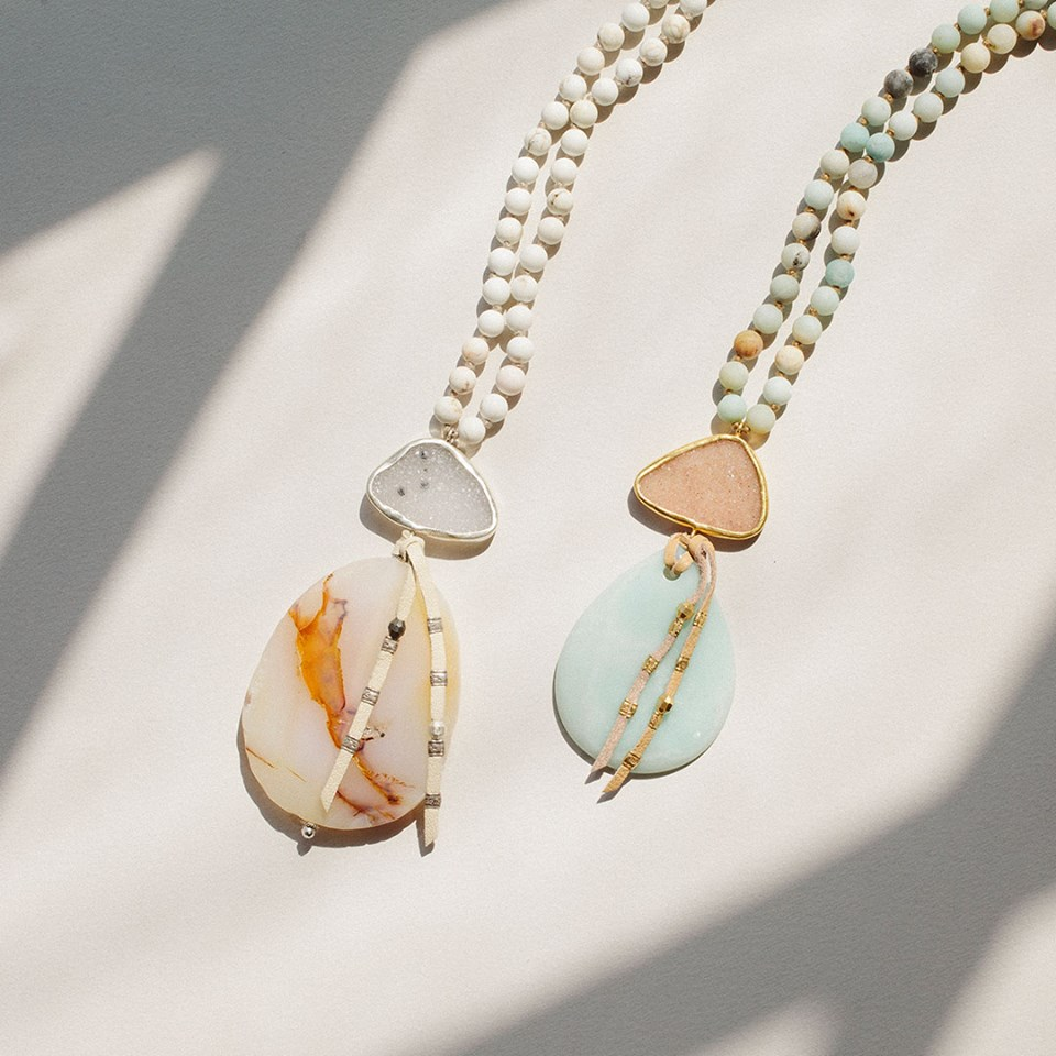 Chan Luu necklaces