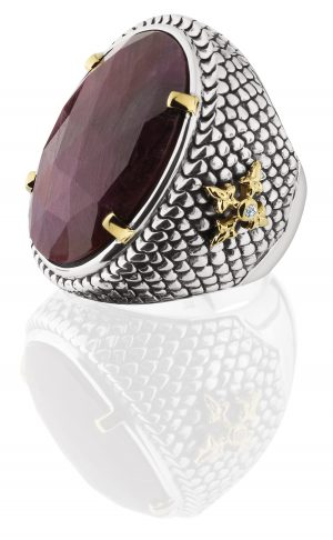 Kir statement ring