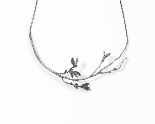 Judi Powers vine necklace