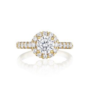 Fana gold and diamond ring