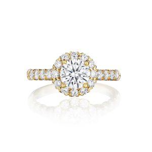 Fana gold and diamond ring