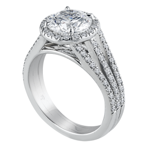 Mark Patterson diamond ring