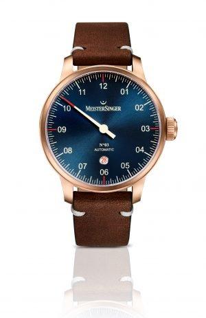 MeisterSinger watch