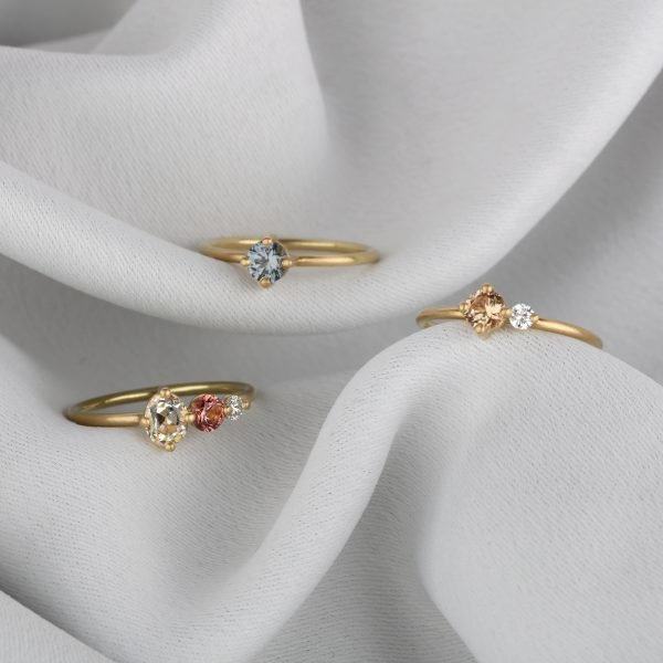fairmined rings