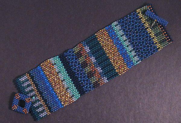 patterned bracelet