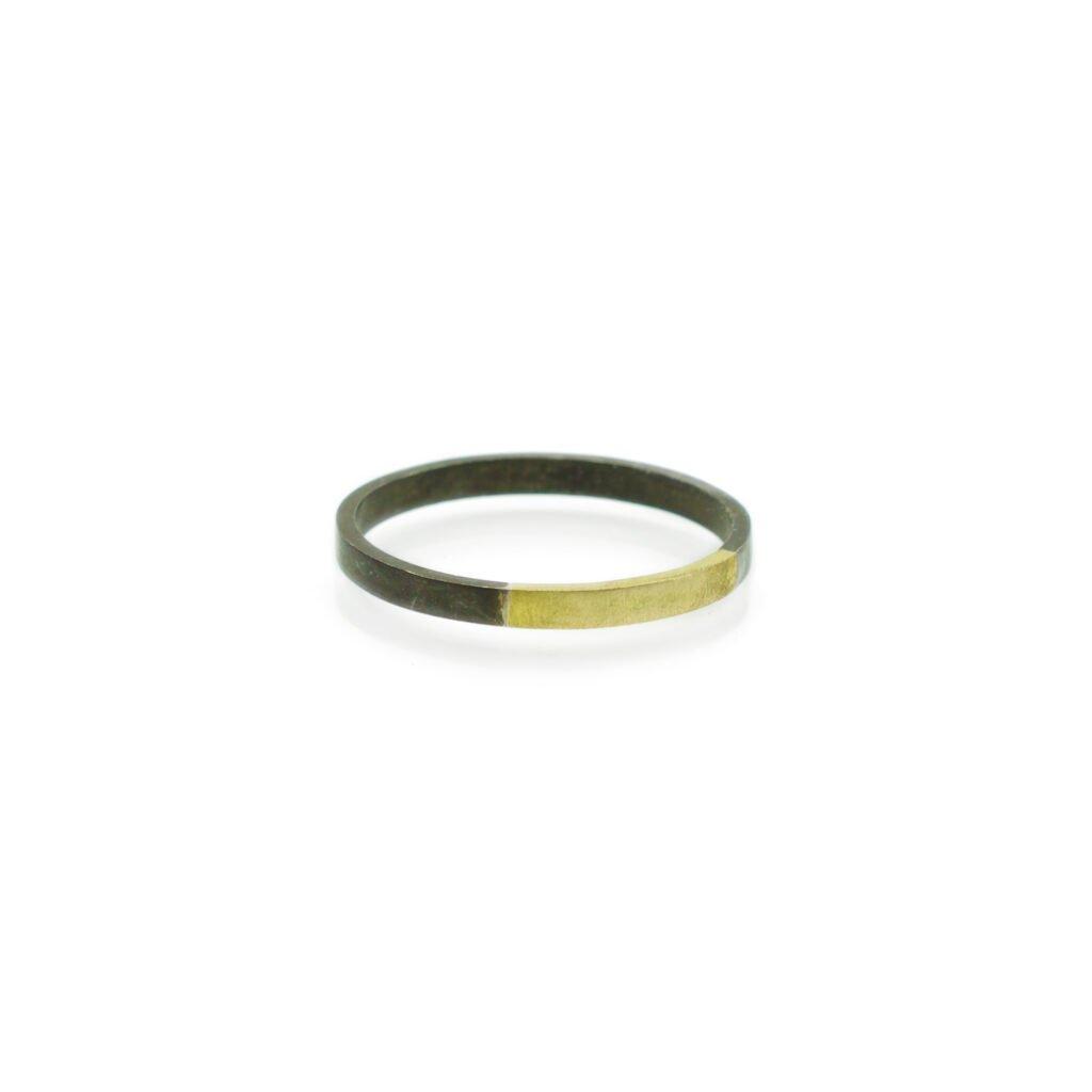 Kyla Katz Round Band Ring