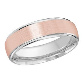 Malo Band: Rose Gold and Silver